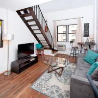 Gramercy Park 1BR Duplex LOFT