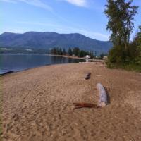 Shuswap Escape Home near Lake
