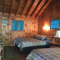 Amber Lantern Duplex Cottage