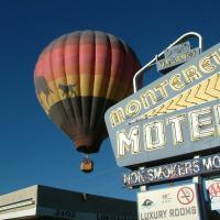 Monterey Non Smokers Motel Old Town