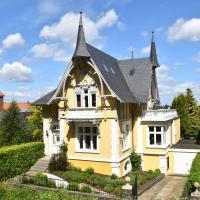 Gelbe Villa auf dem Museumsberg