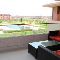 Marrakech Golf City Luxury appart