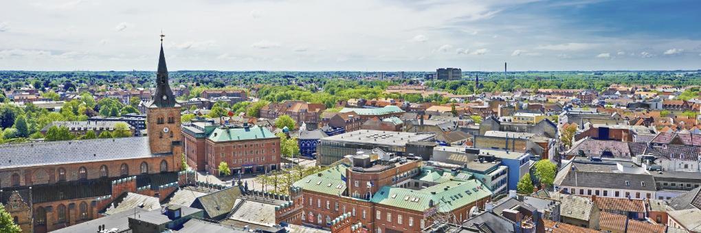 Encuentra el mejor lugar para la fotografía en Odense