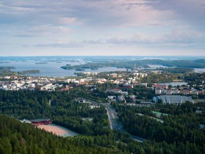 Hotellit kohteessa Kuopio, Suomi