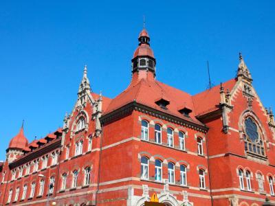 Hotele w mieście Katowice, Polska