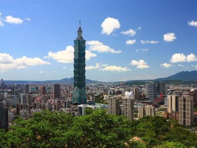 台北市のホテル, 台湾