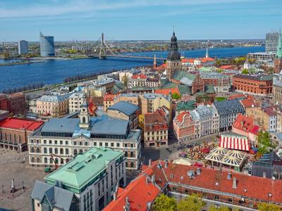 Viesnīcas – Rīga, Latvija