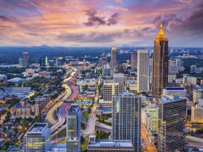 Hotels in Atlanta, United States of America
