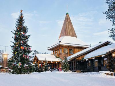 Hotellit kohteessa Rovaniemi, Suomi