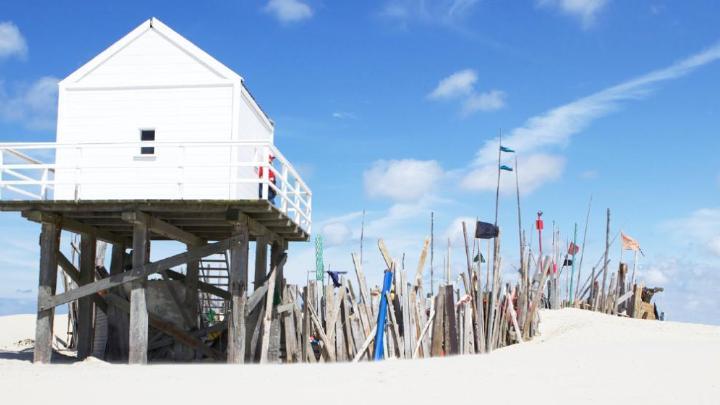 Encuentra el mejor lugar para el buen ambiente en Oost-Vlieland