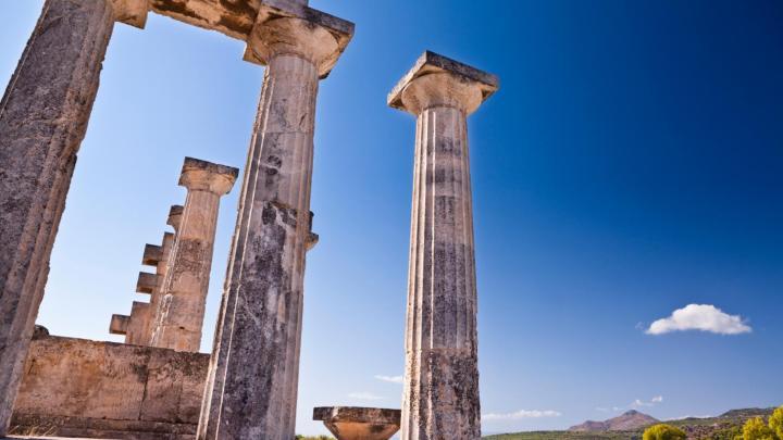 Encuentra el mejor lugar para la cocina tradicional en Agia Marina Aegina