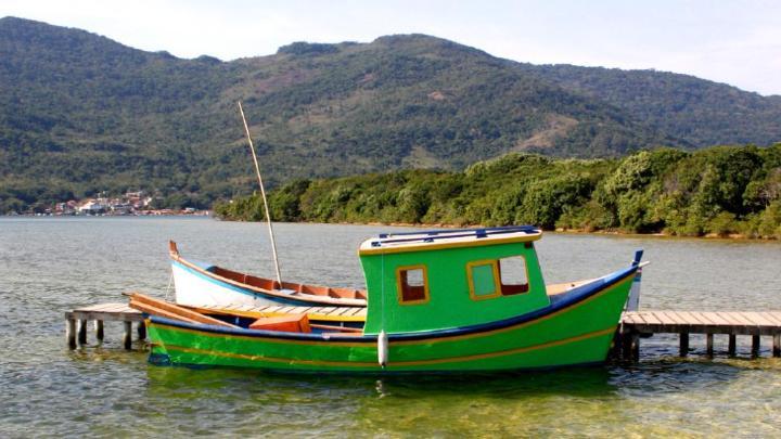 Encuentra el mejor lugar para la pesca en Porto Belo