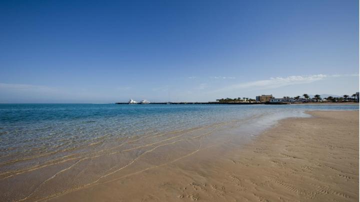 Encuentra el mejor lugar para las piscinas en Port Ghalib