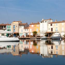 Port Grimaud 4 hôtels