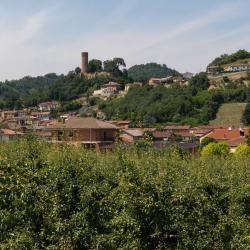 Corneliano d'Alba 3 hôtels