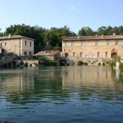 Bagno Vignoni 18 hotels