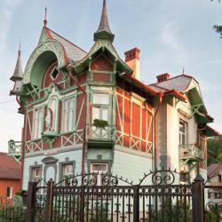 Ocna Sibiului 13 hôtels