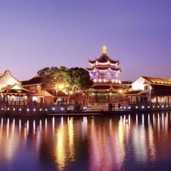 Suzhou 691 hotels