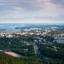 Kuopio 91 hotels