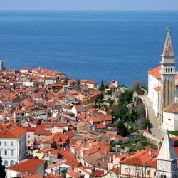 Piran 14 vacation homes
