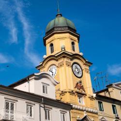 Rijeka 1192 viesnīcas