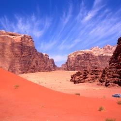 Wadi Rum 230 Hotels