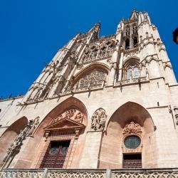 Burgos 130 hoteles