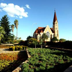 Windhoek 269 hotelov