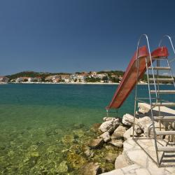 Jezera 55 beach hotels