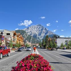 Banff 53 hotelů