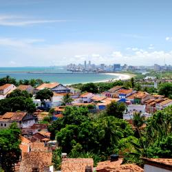 Recife 695 hotelov