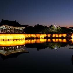 Kjongdžu 195 hotelů