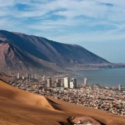 Iquique 13 hotels with a jacuzzi