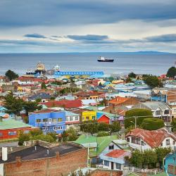 Punta Arenas 11 hotel dengan akses bagi OKU