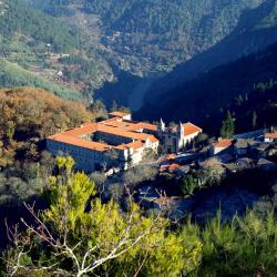 Santo Estevo de Rivas de Sil 1 hotel