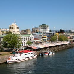 Valdivia 14 hotel dengan akses bagi OKU