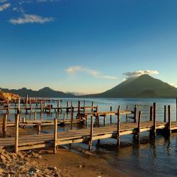 Santiago Atitlán 6 beach hotels