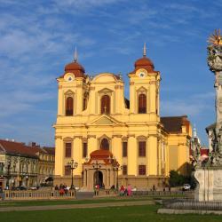 Hoteluri în Timişoara, România