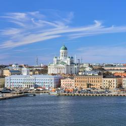 Helsinki 15 hoteli przy plaży