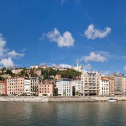 Lyon 1172 hotelů