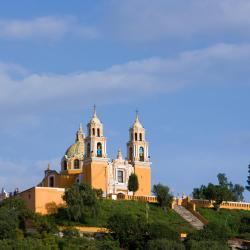 Puebla 280 hoteles