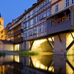Erfurt 228 hotéis