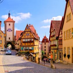 Rothenburg ob der Tauber 70 hotels