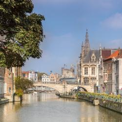 Ghent 36 pet-friendly hotels