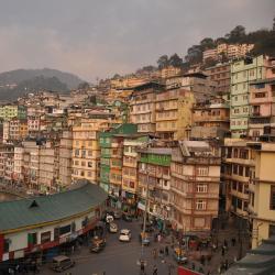 Gangtok 417 hotelů