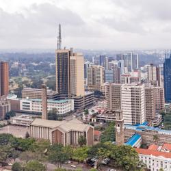 Nairobi 1703 hotels