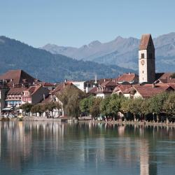 Interlaken 105 self catering properties