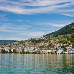 Montreux 9 hotels with a jacuzzi