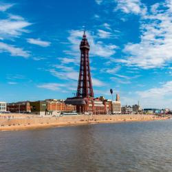 Blackpool 381 alojamentos de acomodação e pequeno-almoço