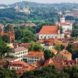 Vilnius 830 budget hotels